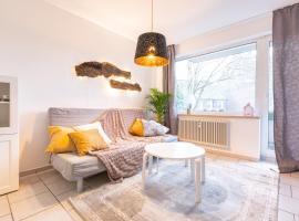 Schoki Apartments, apartment in Wuppertal