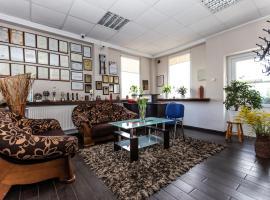 Pensjonat u Aktorów – hotel w Elblągu