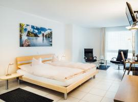 flexy.motel Buchs by b_smart, hotel in Buchs