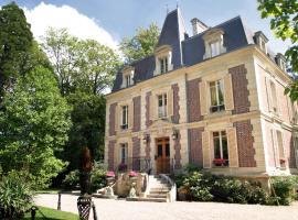 Les Jardins d'Epicure, hotel in Bray-et-Lû