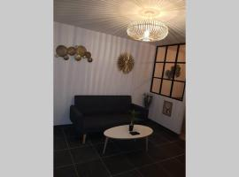 * Les Moulins * Appartement Cosy 2/4pers * MBS *, apartment in Montpellier