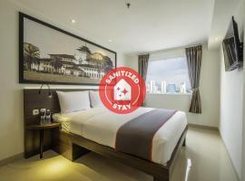 Collection O 22 Hotel Pasar Baru Heritage, hotel di Bandung