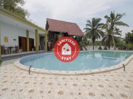 OYO 3283 Bwalk Hotel, hotel in Malang