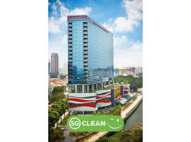 Hotel Boss (SG Clean), hotel in Singapore