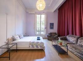 Fabrizzio's Petit, albergue en Barcelona