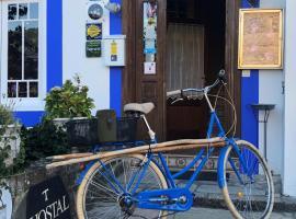 Micro-Hostal La Puerta del Perdón, guest house in Villafranca del Bierzo