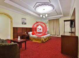 OYO 344 Almibkhara Althahbia, hotel near Miral Hall, Jeddah