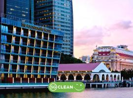 The Fullerton Bay Hotel Singapore (SG Clean, Staycation Approved), hotell i Singapore