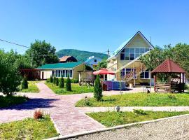 Гостевой Дом Морозовъ, beach hotel in Kamennomostskiy