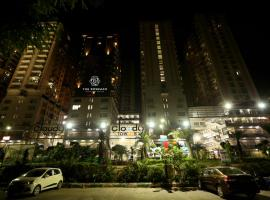 The Roseman Hotel and Suites, self catering accommodation in Ghaziabad