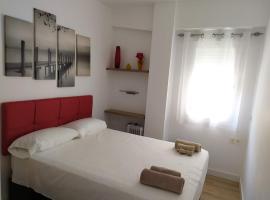 Zapillo, apartment in Almería