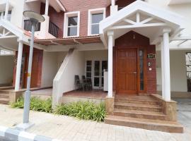 Welcome to Serenity-Luxury Villa at Prestige Augusta Golf Village, luxury hotel in Bangalore
