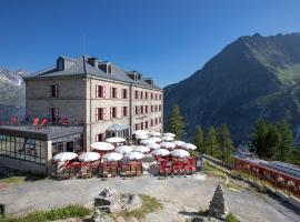 Refuge du Montenvers, hotel in Chamonix