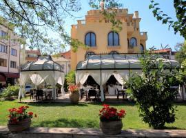 Park Hotel Sandanski, hotel in Sandanski