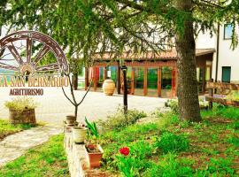 Agriturismo Costa San Bernardo, hotel a Vaglio di Basilicata