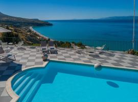 Garbis Villas & Apartments, hotel in Lourdata