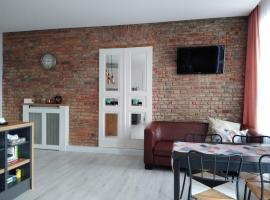Apartament w kamienicy Przy Plantach, apartment in Kalisz