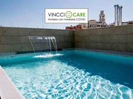 Vincci Mercat, hotel near Quart Towers, Valencia