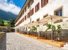 Culinarium Alpinum, Hotel in Stans