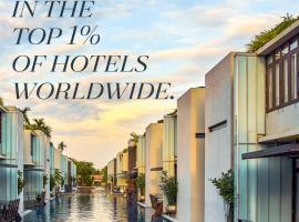 Let's Sea Hua Hin Al Fresco Resort, отель в Хуахине, рядом находится Аквапарк Vava Nava