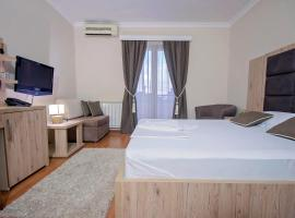 Hotel Holiday, hôtel à Podgorica