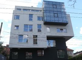 Glass Cube Hotel, hotel din Chişinău