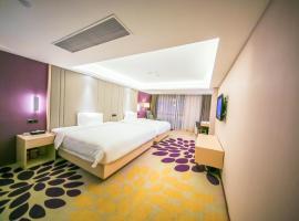 Lavande Hotel Wuhan Qingshan Zhongyuan Square, hotel near Wuhan Tianhe International Airport - WUH, Wuhan