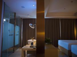 Lavande Hotel Qiqihar Supervisory Office, отель в городе Qiqihar