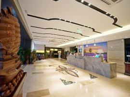 Lavande Hotel Jinan Gongye South Road CBD Center Branch, hotel near Jinan Yaoqiang International Airport - TNA, Jinan