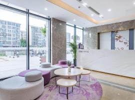 Lavande Hotel Xuzhou Junsheng Plaza, отель в городе Сюйчжоу