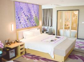 Lavande Hotel Xuzhou New Town Midea Plaza, отель в городе Сюйчжоу