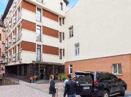 Etude Hotel: Lviv'de bir otel