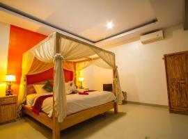 Ubud mesari Private Pool Villa, hotel in Ubud