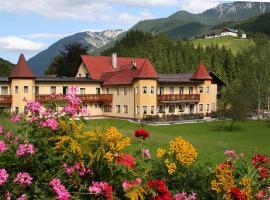 Hotel Waldesruh, Hotel in Göstling an der Ybbs