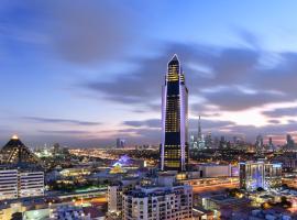 Sofitel Dubai The Obelisk, hotel v Dubaji