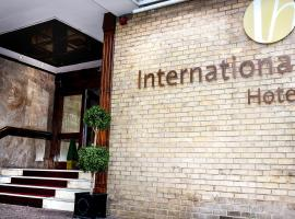 International Hotel, hotel in Derby