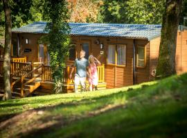 St. Ives Holiday Village, glamping site in St Ives