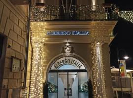 Albergo Italia, hotel a Matera