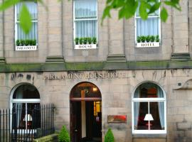 The Parliament House Hotel, hotel near Palace of Holyrood House, Edinburgh