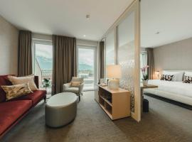 Central by Residence Hotel, hotel en Vaduz
