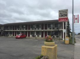 Parkwood Motor Inn, hotel em Sundre