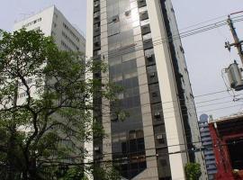 Newciti Flat Itaim Bibi, serviced apartment in Sao Paulo