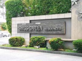 HK HOME STAY SWISS GARDEN RESIDENCEs, homestay in Kuala Lumpur