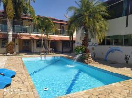 Encantu's Flats, hotel near Municipal Hospital, Itatiaia