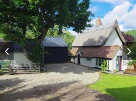 The forge cottage, B&B in Long Melford