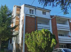 Vila Breza, apartman u gradu Soko Banja