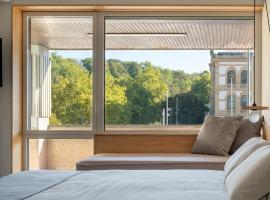 Cristina Enea Rooms, guest house in San Sebastián