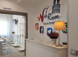 B&B Web Room, bed & breakfast a Pisa