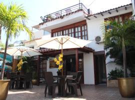 Hotel Rodadero Dorado, hotel en Santa Marta