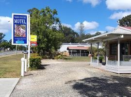 Taree Country Motel, motel in Taree